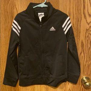 Adidas little boys size 6 jacket